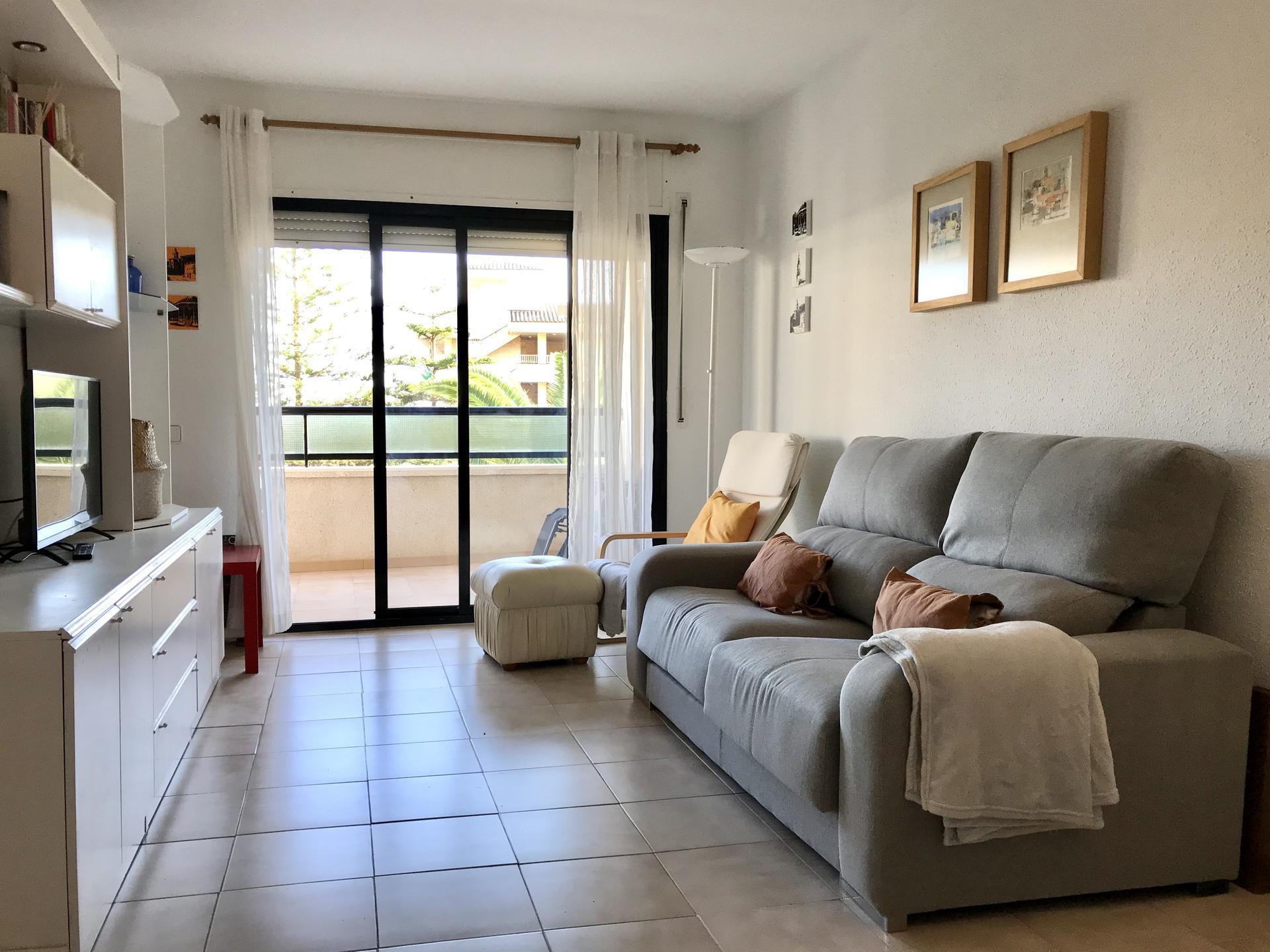 апартамент -                                       Cambrils -                                       2 спальни -                                       4 человека