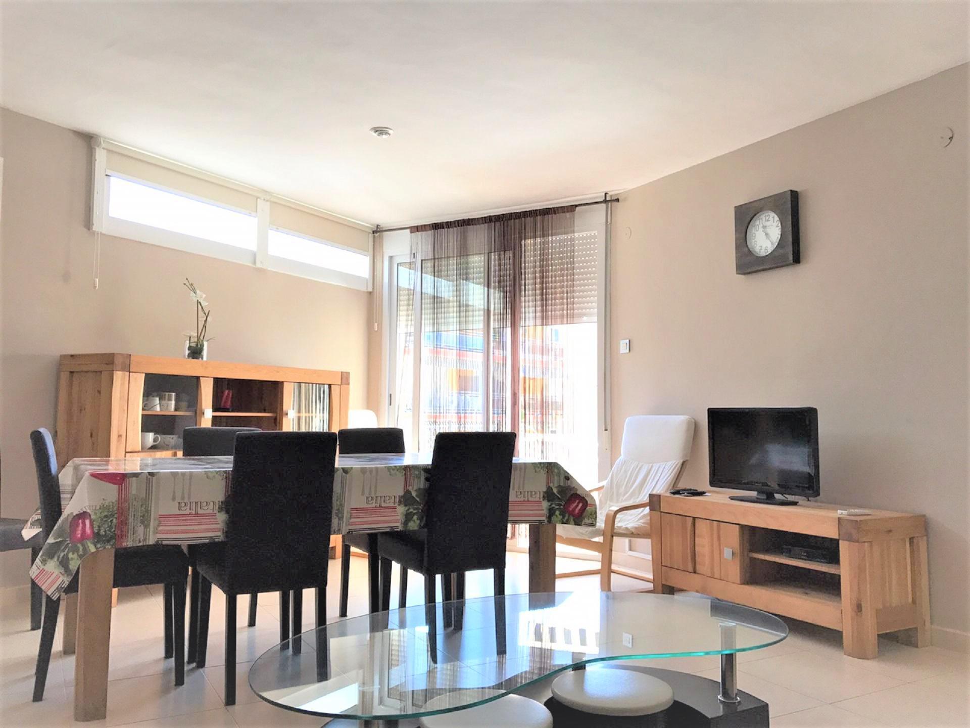 апартамент -                                       Cambrils -                                       2 спальни -                                       5 человека